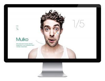 Kiinnostus.fi – verkkosivuston suunnittelu