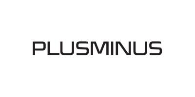 Plusminus – logon suunnittelu