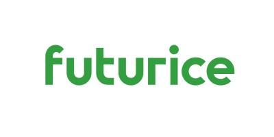 Futurice – yritysilmeen ja logon suunnittelu