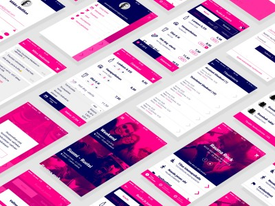 Yonoton visuaalisen ilmeen suunnittelu applikaatiolle